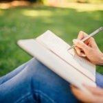 Escrever pode ser um exercício de autoconhecimento
